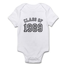 Class of 1989 Infant Bodysuit