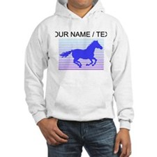 Custom Horse Graphic Hoodie