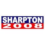 Sharpton 2008 (bumper sticker)