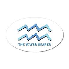 Water Bearer Wall Decal