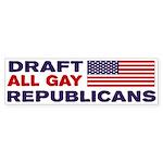 Draft All Gay Republicans