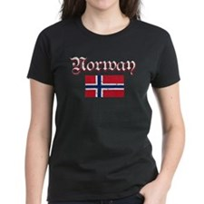 Norwegian Flag Tee