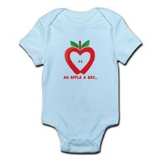 Apple A Day Body Suit