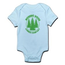 Morning Wood Lumber Company Body Suit