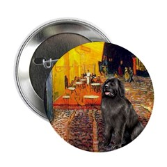 "Cafe & Newfoundland 2.25"" Button"