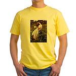Windflowers / Newfoundland Yellow T-Shirt