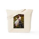 Windflowers / Newfoundland Tote Bag