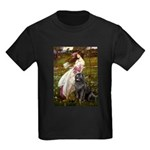 Windflowers / Newfoundland Kids Dark T-Shirt