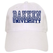 BAKKEN University Baseball Cap