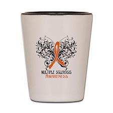 Multiple Sclerosis Awareness Shot Glass
