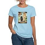 Venus & Newfoundland Women's Light T-Shirt