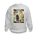 Venus & Newfoundland Kids Sweatshirt