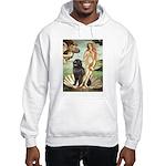 Venus & Newfoundland Hooded Sweatshirt