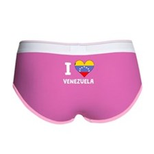 I Heart Venezuela Women's Boy Brief