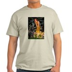 Fairies & Newfoundland Light T-Shirt