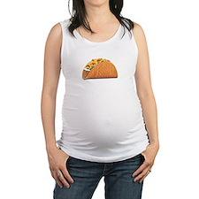 I Hate Tacos (Said No Juan Ever Maternity Tank Top