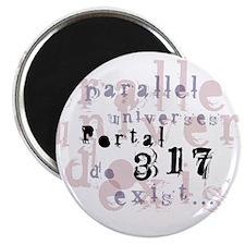 Parallel Universe Magnet