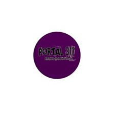 Portal 317 Mini Button (10 pack)