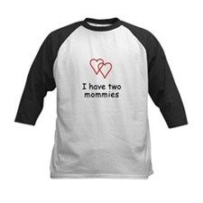Two Mommies Tee