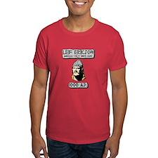 Leif Erikson: America's First White Dude T-Shirt