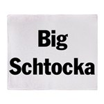bigschtocka.png Throw Blanket
