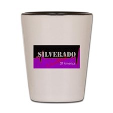 Silverado Shot Glass