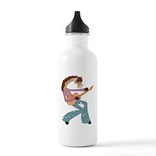 Jimmy Giraffe's Guitar Water Bottle