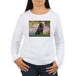 Garden / Newfoundland Women's Long Sleeve T-Shirt