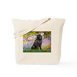 Garden / Newfoundland Tote Bag