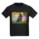 Garden / Newfoundland Kids Dark T-Shirt