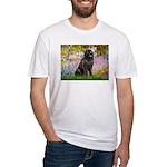 Garden / Newfoundland Fitted T-Shirt