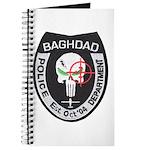 Bagdad Police Sniper Journal