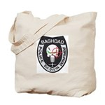 Bagdad Police Sniper Tote Bag
