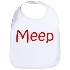Meep Bib