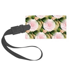 Pink Camilla collage Luggage Tag