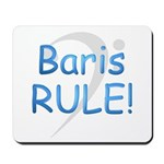 Baris RULE! Mousepad