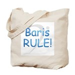Baris RULE! Tote Bag