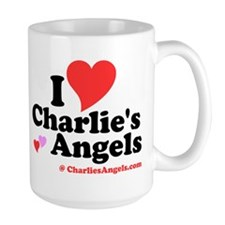 I Heart Charlie's Angels  Mug