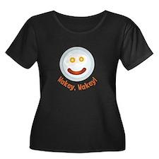 Wakey Wakey Plus Size T-Shirt