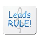 Leads Rule! Mousepad 