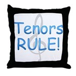 Leads Rule! Throw Pillow