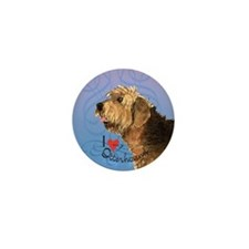 Otterhound Mini Button