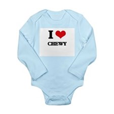 I love Chewy Body Suit