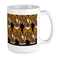 Red Australian Cattle Dogs Mug
