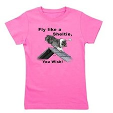 Unique Sporting dogs Girl's Tee