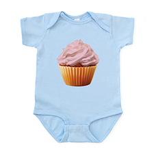 Cream Filled Infant Bodysuit