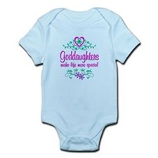 Special Goddaughter Infant Bodysuit