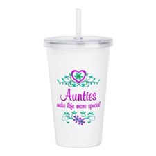 Special Auntie Acrylic Double-wall Tumbler