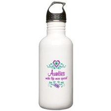 Special Auntie Water Bottle