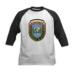 Interpol Russian Section Kids Baseball Jersey